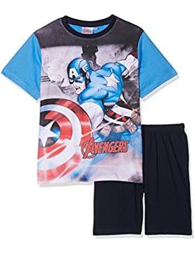 Marvel The Avengers Heroes, Conjuntos de Pijama para Niños