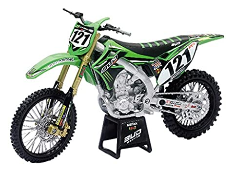 Kawasaki - 57773 - Moto N°121 - Échelle 1/12