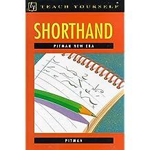 Shorthand, Pitman's: New Era (Teach Yourself)