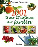 """Afficher """"1001 trucs et astuces au jardin"""""""