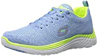 The perfect combination of athletic performance, comfort and style comes in the SKECHERS Relaxed Fit®: Valeris shoe. Dual color Skech Knit Mesh fabric upper in a lace up athletic training shoe with Air Cooled Memory Foam insole and responsive cushion...