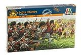 Italeri 510006136 - 1:72 Figur Set, Schottische Infanterie