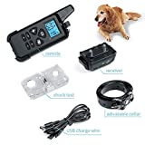 Best Shock Collars - OOOUSE Dog Training Collar,Rechargeable 330 yd Remote Dog Review