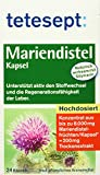 Tetesept Mariendistel Kapseln, 5er Pack (5 x 35 g)
