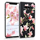 kwmobile TPU Silicone Case for LG G8s ThinQ - Crystal Clear