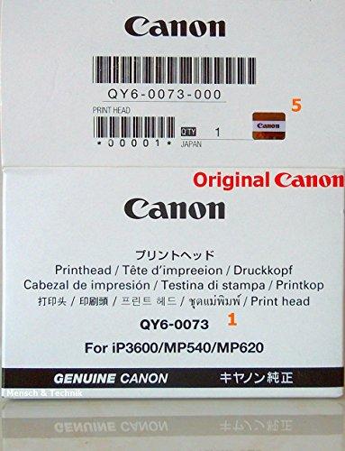 Original Canon Druckkopf für Canon Pixma MP540, MP550, MP560, MP620 - Pixma Mp560 Drucken