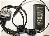Fuente de Alimentación DE 24 V 2 A AC-DC para Sistema de Barra de Sonido LG SJ5 DE 25 V