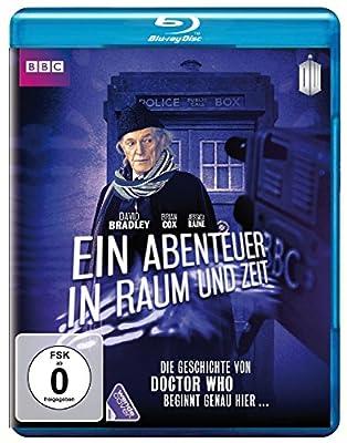 Ein Abenteuer in Raum und Zeit - Die Geschichte von Doctor Who beginnt genau hier... [Blu-ray]