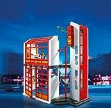 Playmobil 5361 - Feuerwehrstation mit Alarm...Vergleich