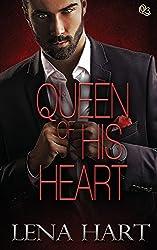 Queen of His Heart: Volume 3 (Queen Quartette) by Lena Hart (2014-09-29)