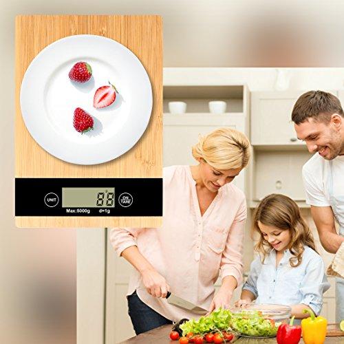 Digitale Küchenwaage Foraco