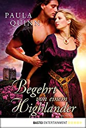Begehrt von einem Highlander: Roman (Children of the Mist 1)