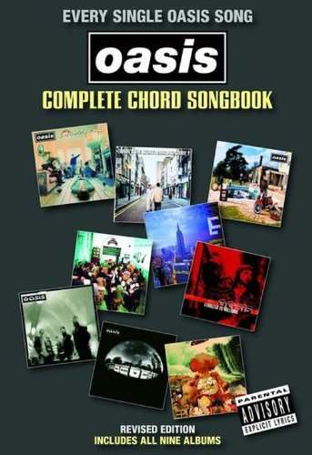 Oasis: Complete Chord Songbook (2009 Revised Edition) por Oasis (Artist)