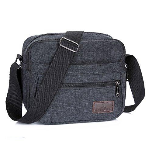 borsa di tela Ms./borsa a tracolla/Moda borsa sportiva per il tempo libero/piccola borsa coreana/Messenger Bag/Cross-package-F F