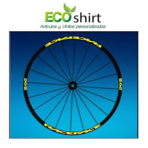 "Ecoshirt 59-UJXP-7MSV - Adesivi per cerchione 26"" 27,5"""