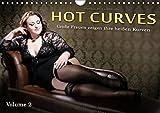 Hot Curves Volume 2 (Wandkalender 2019 DIN A4 quer): Große Frauen zeigen ihre heißen Kurven! (Monatskalender, 14 Seiten ) (CALVENDO Menschen)