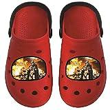 Crocs Star Wars Disney Hausschuhe Meer von 24bis 35–ss09802/4 34/35 rot