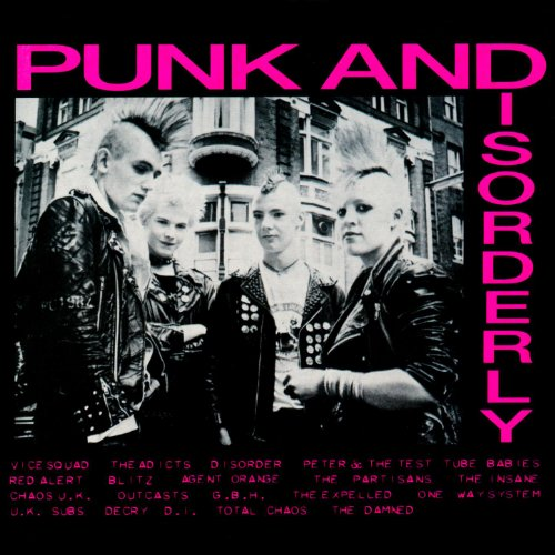 Punk And Disorderly - Deluxe E...