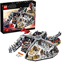 LEGO 75222 Star Wars Cloud City Space Station Set, 18 Minifigures and Accessories, Toy Droids and Ships, Star Wars Toys