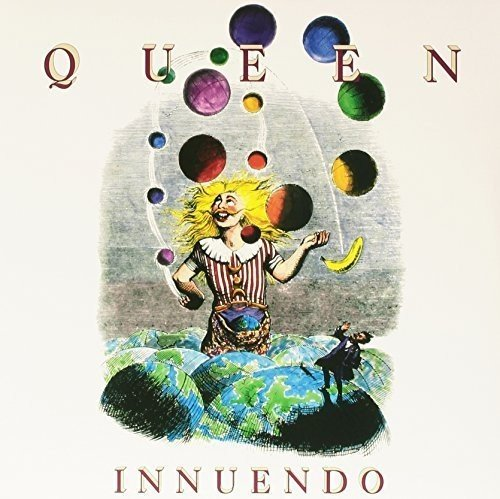 Queen - Innuendo (Limited Edition) [Vinyl LP]