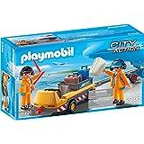 Playmobil - Vehículo para maletas (5396)