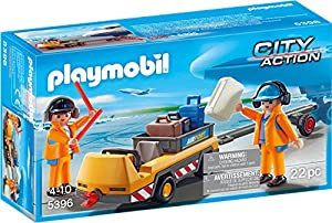 Playmobil Vehículo para Maletas 5396