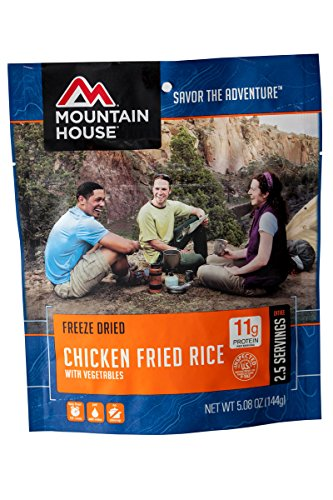 Mountain House Chicken Fried Rice by Mountain House