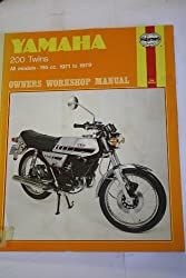 Yamaha 200 Twins Owner's Workshop Manual