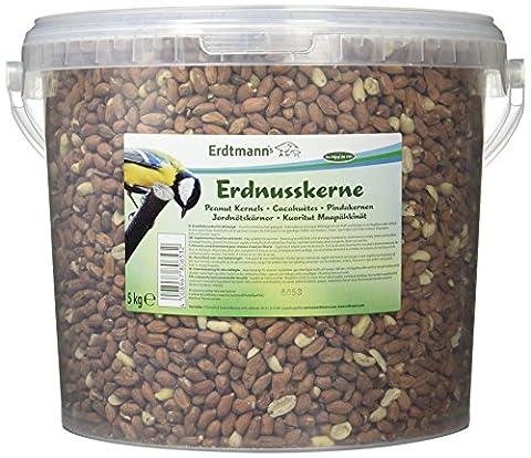 Cacahuete Oiseaux - Erdtmanns Seau de Cacahuètes pour Oiseaux 5