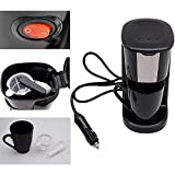 CAFETIERE MACHINE CAFE 12V 12 V ALLUME CIGARE + MUG VOITURE CAMPING CAR