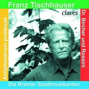 """Franz Tischhauser: das """"Vermaechtnis"""