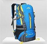 AllureFeng Ultralight professionale sport ricreativi impermeabile e antistrappo Zaini escursionismo 45 L uomini e donne spalla borse