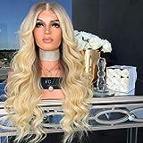 Nuevas pelucas, Europa y América, fibra química para mujeres, amarillo dorado, micro-volumen peluca cosplay