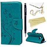 Best Mavis's Diary Case For Note 4s - Galaxy A5 Case 2017 Mavis's Diary PU Leather Review
