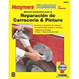 Haynes Repair Manuals Automotive Body Repair & Painting Manual (Spanish Language (98903) by Haynes Repair Manuals