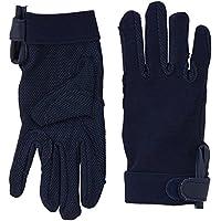 Cryptozoic Entertainment Riding Gloves - Navy, Medium