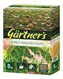 Gärtner's Herbstrasendünger 5 kg