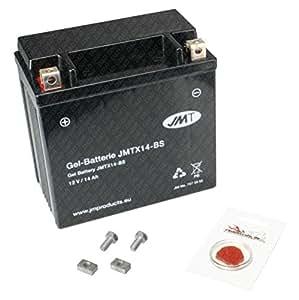 Gel de batterie Suzuki V de courant 1000, 2014(type DD), sans entretien