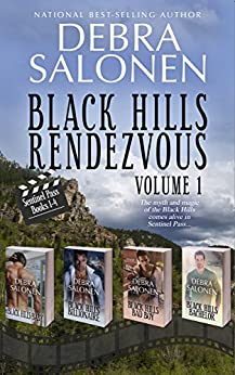 Black Hills Rendezvous I: Volume 1 (Books 1-4) (Black Hills Rendezvous Boxed Set) by [Salonen, Debra]