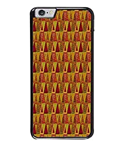 Fuson Designer Back Case Cover for Apple iPhone 6 Plus :: Apple iPhone 6+ (Love heart Girl Valentine Three Hearts)