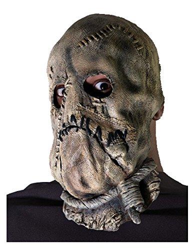 Batman Scarecrow Maske Erwachsene DC-Comics Schurke Feind The Dark Knight Gotham (Scarecrow Kostüme Für Erwachsene)