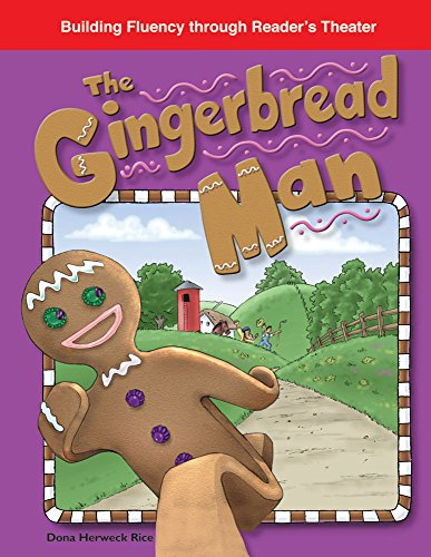 The Gingerbread Man (Building Fluency Through Reader's Theater: Folk and Fairy Tales) (Building Fluency)