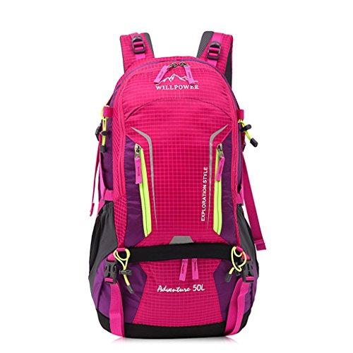 Le sacs nouveau sac d'épaule de sac à dos en plein air randonnée imperméable à l'eau de camping alpinisme 40L variété de couleurs