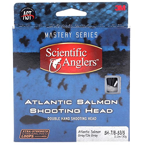 Scientific Angler Beherrschung Atlantic lachs SH. Kopf (Farben TBD)/Spüle 5 #7/8