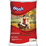 #2: Drools Optimum Performance Adult Dog Food, 20kg