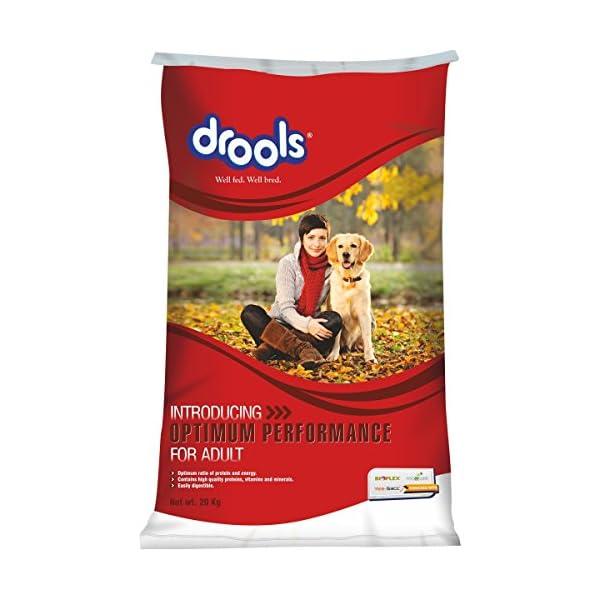 Drools Optimum Performance Adult Dog Food