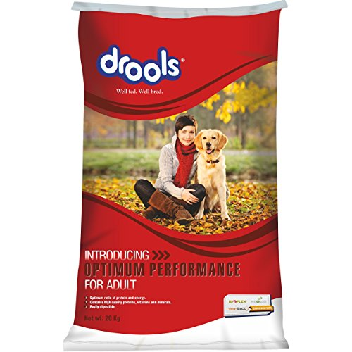 Drools Optimum Performance Adult Dog Food