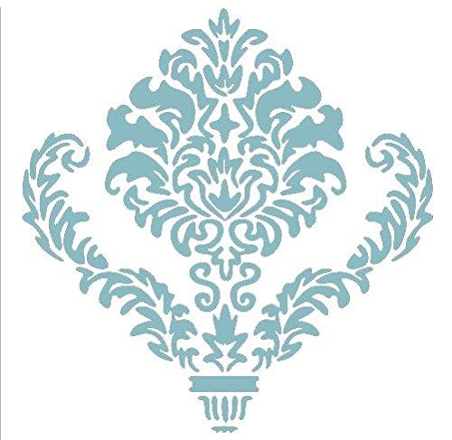 simmetrica-figura-pittura-murale-modello-stencil-scavano-fuori-decorazioni-per-la-casa-dellarte