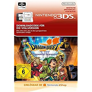 DRAGON QUEST VII: Fragmente der Vergangenheit [3DS Download Code]