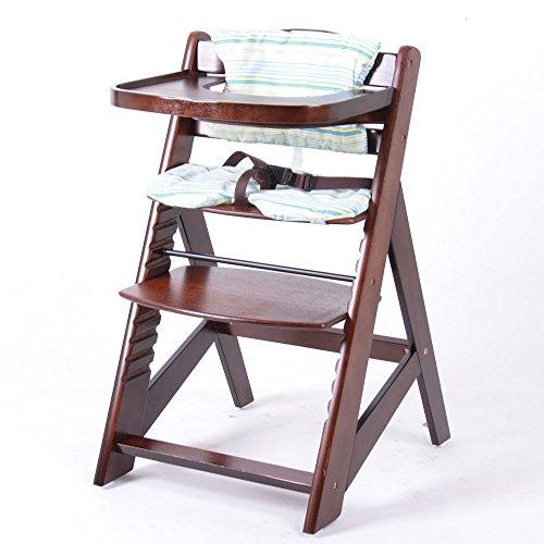 Treppenhochstuhl Babyhochstuhl Kinderhochstuhl Kindertreppenhochstuhl Babystuhl Hochstuhl BRAUN 6551-D02 G